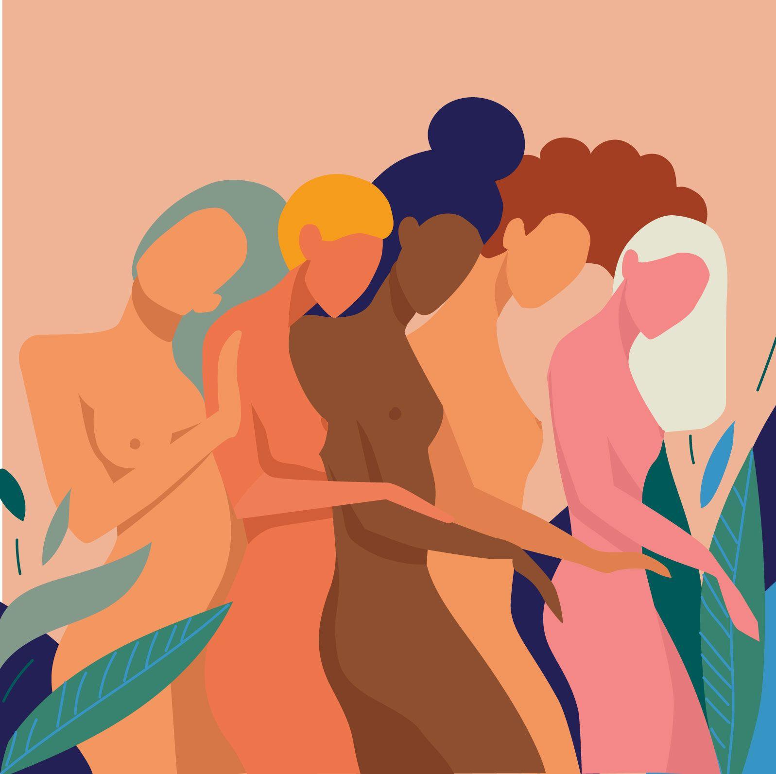 garance-illustration-Irina-Kruglova-Women