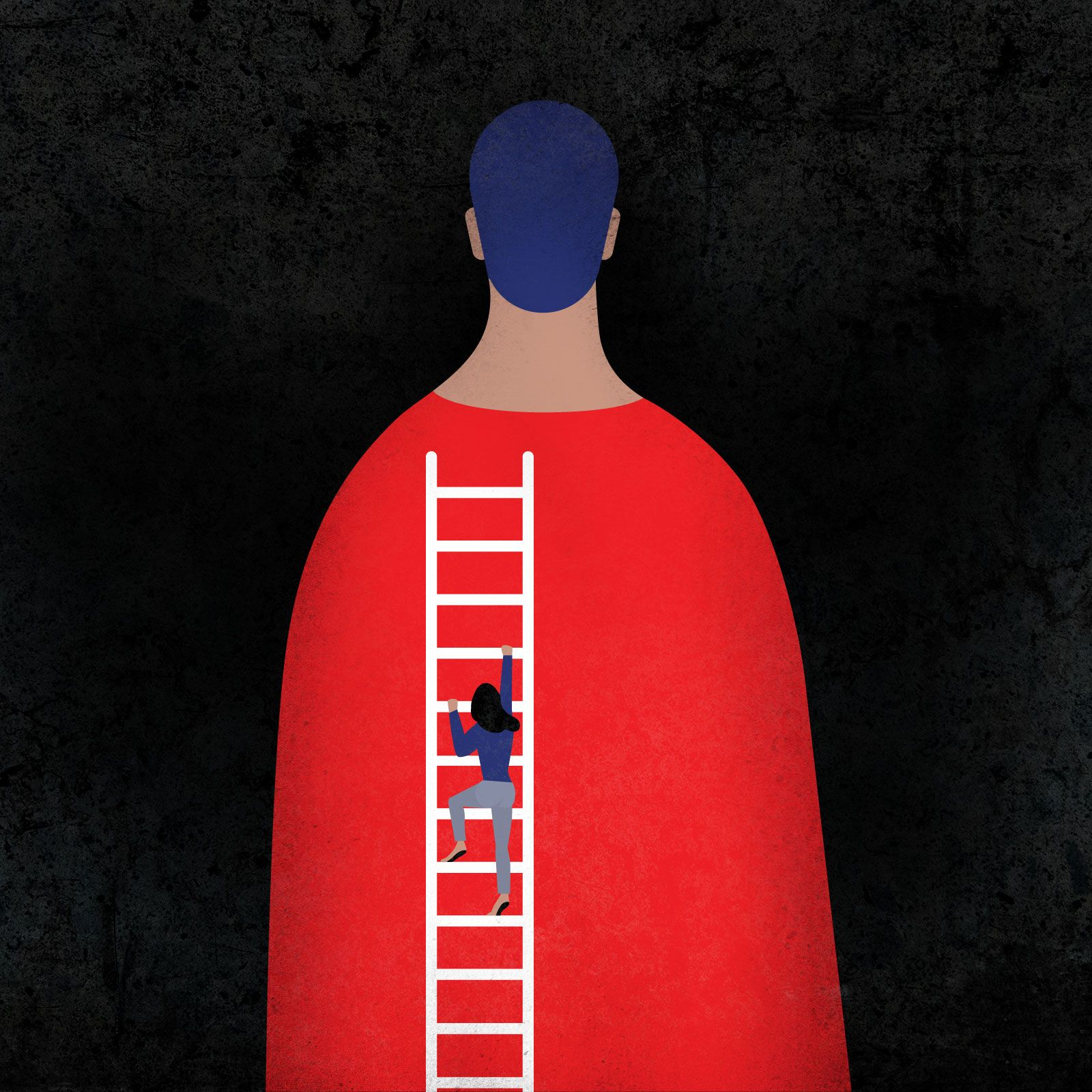 garance-illustration-Irina-Kruglova-man