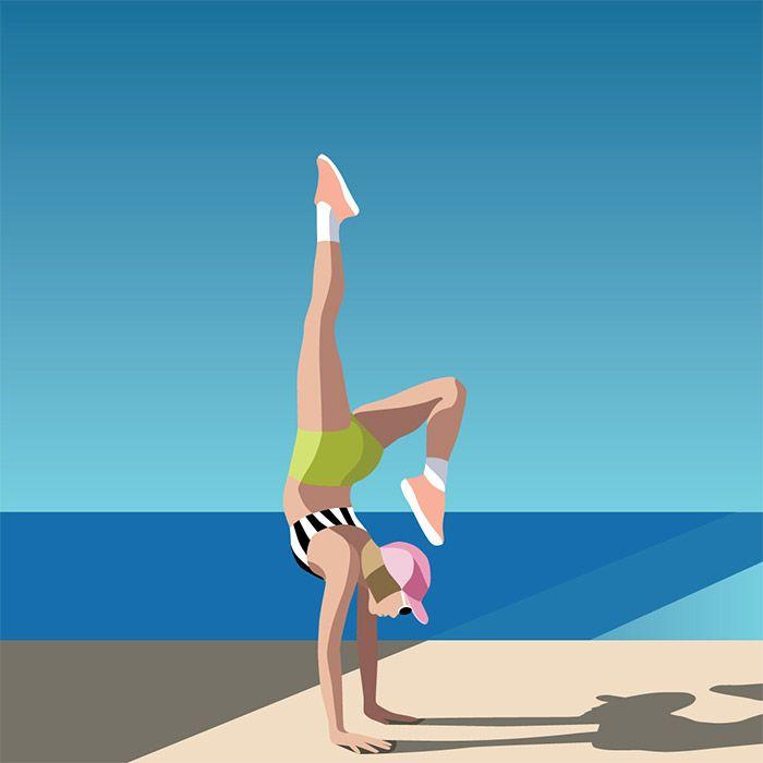 garance-illustration-Irina-Kruglova-standing
