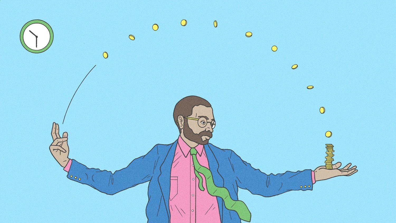 garance-illustration-Kyle-Ellingson-Courier-Magazine-What-Happens-When-Employees-Set-Their-Own-Salaries