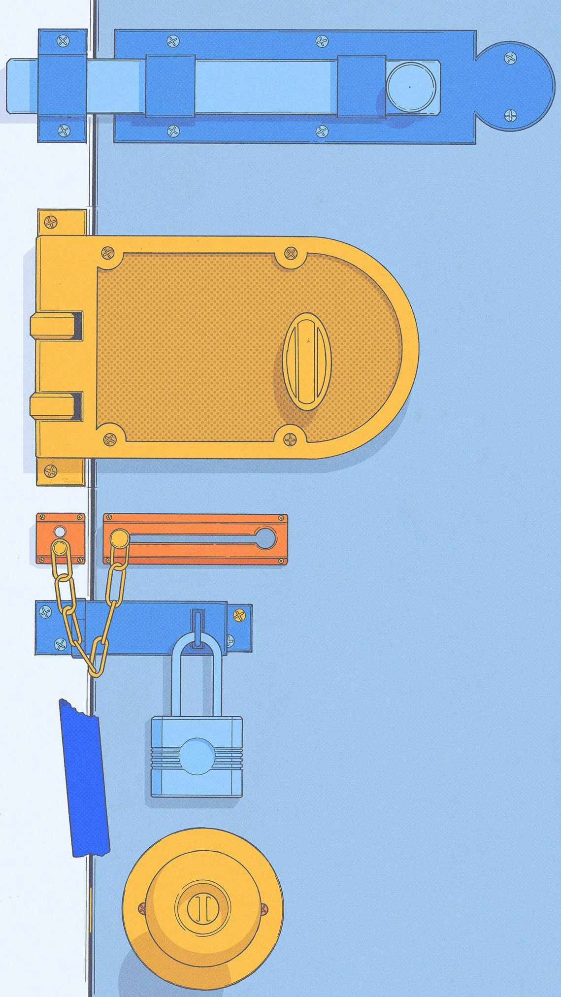 garance-illustration-Kyle-Ellingson-Personal-Work-Door