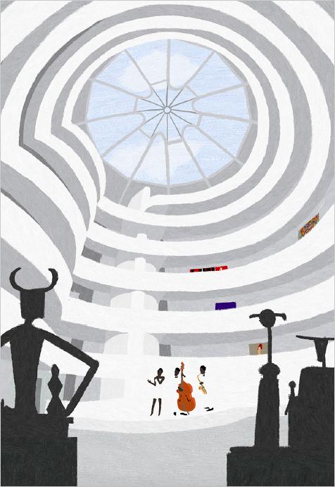 Garance-Illustration-Birgit-Schossow-The-Guggenheim